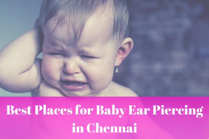 Baby Ear Piercing in Chennai