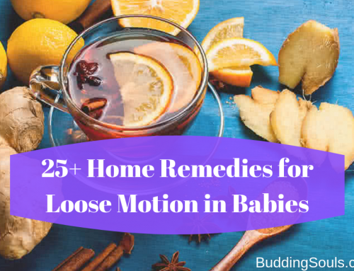 25 Home Remedies for Loose Motion in Babies