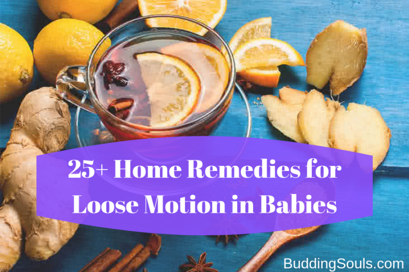 Home Remedies for Loose Motion in Babies