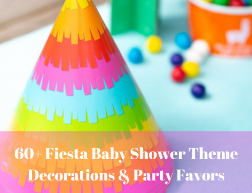 60+ Fiesta Baby Shower Theme Decorations & Party Favors