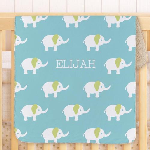 Elephant Baby Shower Theme announcement Decorations & Favor Bags Ideas 51