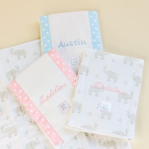 Elephant Baby Shower Theme announcement Decorations & Favor Bags Ideas 52