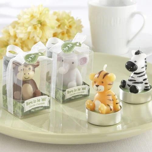 Elephant Baby Shower Theme announcement Decorations & Favor Bags Ideas 60