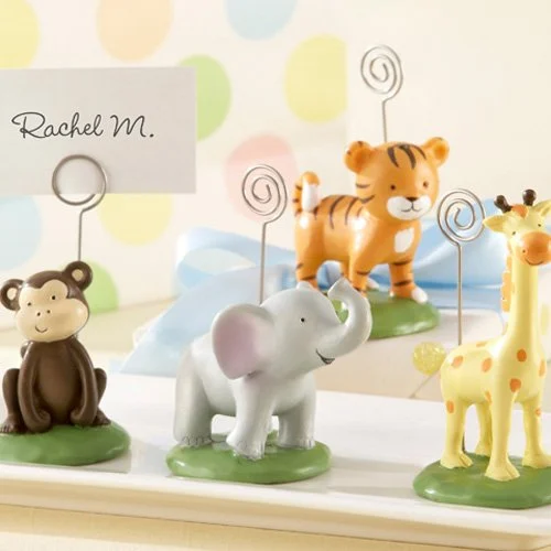 Elephant Baby Shower Theme announcement Decorations & Favor Bags Ideas 61