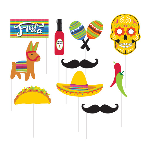 Fiesta Baby Shower Theme Decorations & Party Favors 10