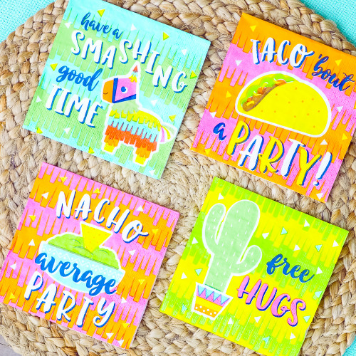 Fiesta Baby Shower Theme Decorations & Party Favors 5