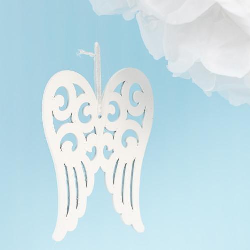 Heaven Sent Baby Shower Theme Decorations & Party Favors 21