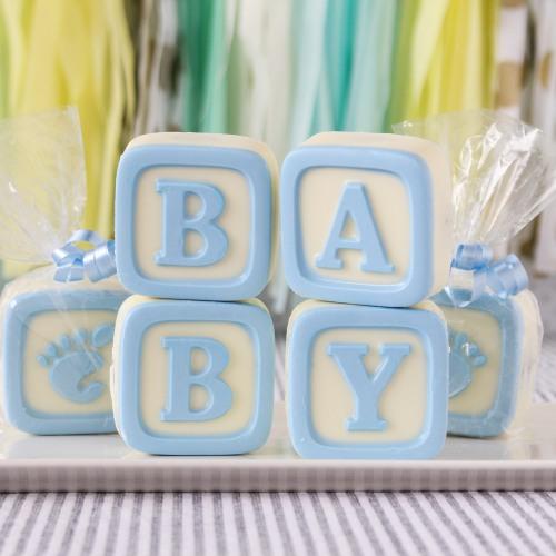 Heaven Sent Baby Shower Theme Decorations & Party Favors 22