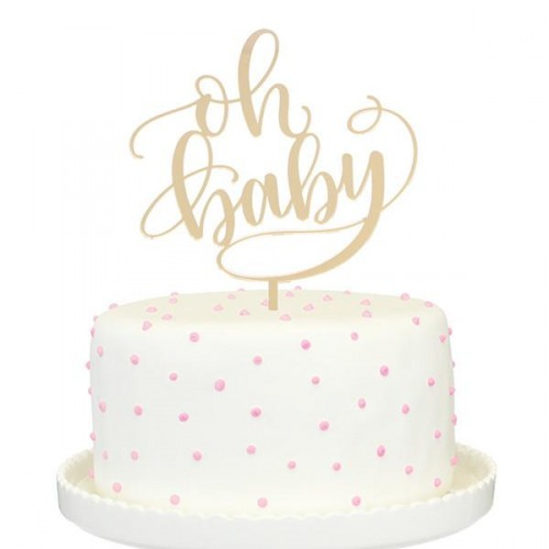 Oh Baby! Baby Shower Theme Decorations & Party Favors 17