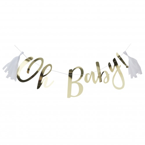 Oh Baby! Baby Shower Theme Decorations & Party Favors 18