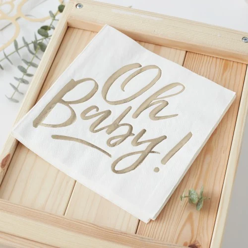 Oh Baby! Baby Shower Theme Decorations & Party Favors 21