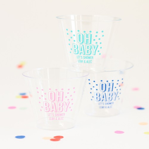 Oh Baby! Baby Shower Theme Decorations & Party Favors 3