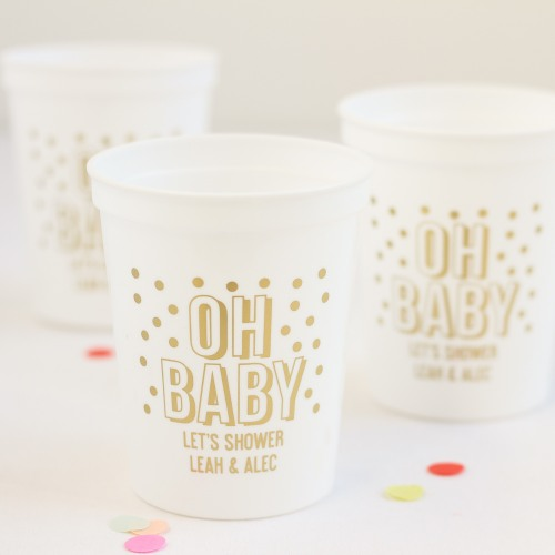 Oh Baby! Baby Shower Theme Decorations & Party Favors 5