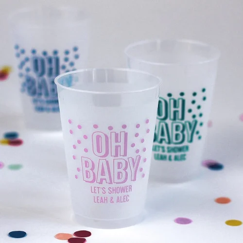 Oh Baby! Baby Shower Theme Decorations & Party Favors 6