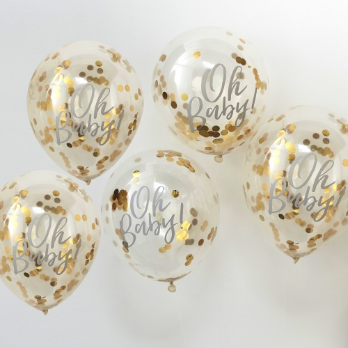 Oh Baby! Baby Shower Theme Decorations & Party Favors1