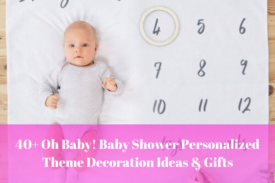Oh Baby ! Baby Shower Theme Decorations & Party Favors