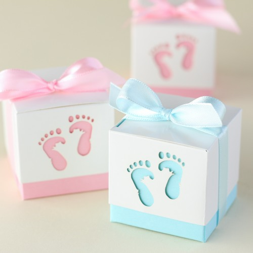 65+ Baby Feet Theme Decorations For Baby Shower 18