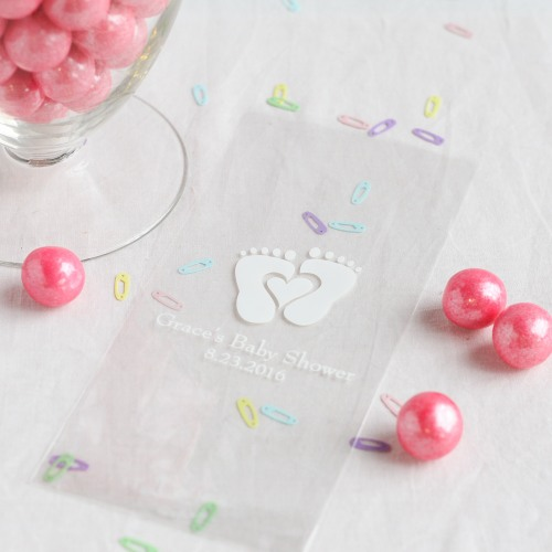 65+ Baby Feet Theme Decorations For Baby Shower 22