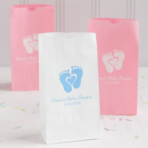 65+ Baby Feet Theme Decorations For Baby Shower 26
