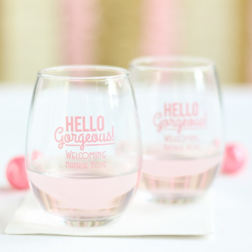 85+ Hello Gorgeous Baby Shower Theme Decorations5