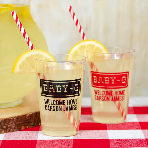Baby-q Baby Shower Theme Decorations & Party Favors 3