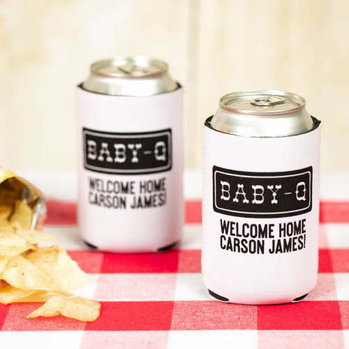 Baby-q Baby Shower Theme Decorations & Party Favors 7