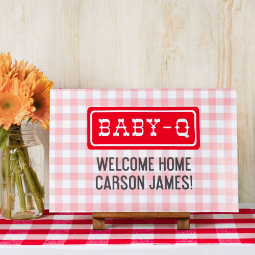 Baby-q Baby Shower Theme Decorations & Party Favors 9