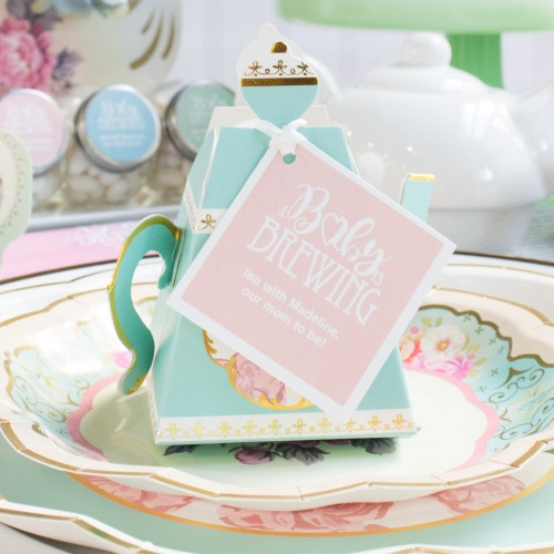 Heaven Sent Baby Shower Theme Decorations & Party Favors 71