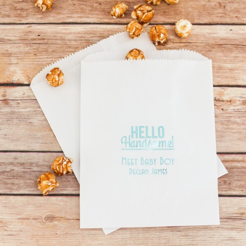 70+ Hello Handsome Baby Shower Theme Decorations & Party Ideas 18