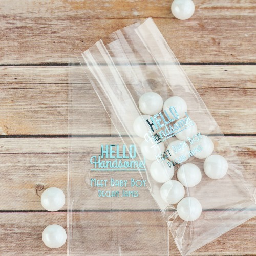 70+ Hello Handsome Baby Shower Theme Decorations & Party Ideas 21