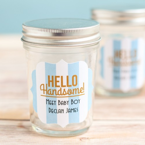 70+ Hello Handsome Baby Shower Theme Decorations & Party Ideas 22