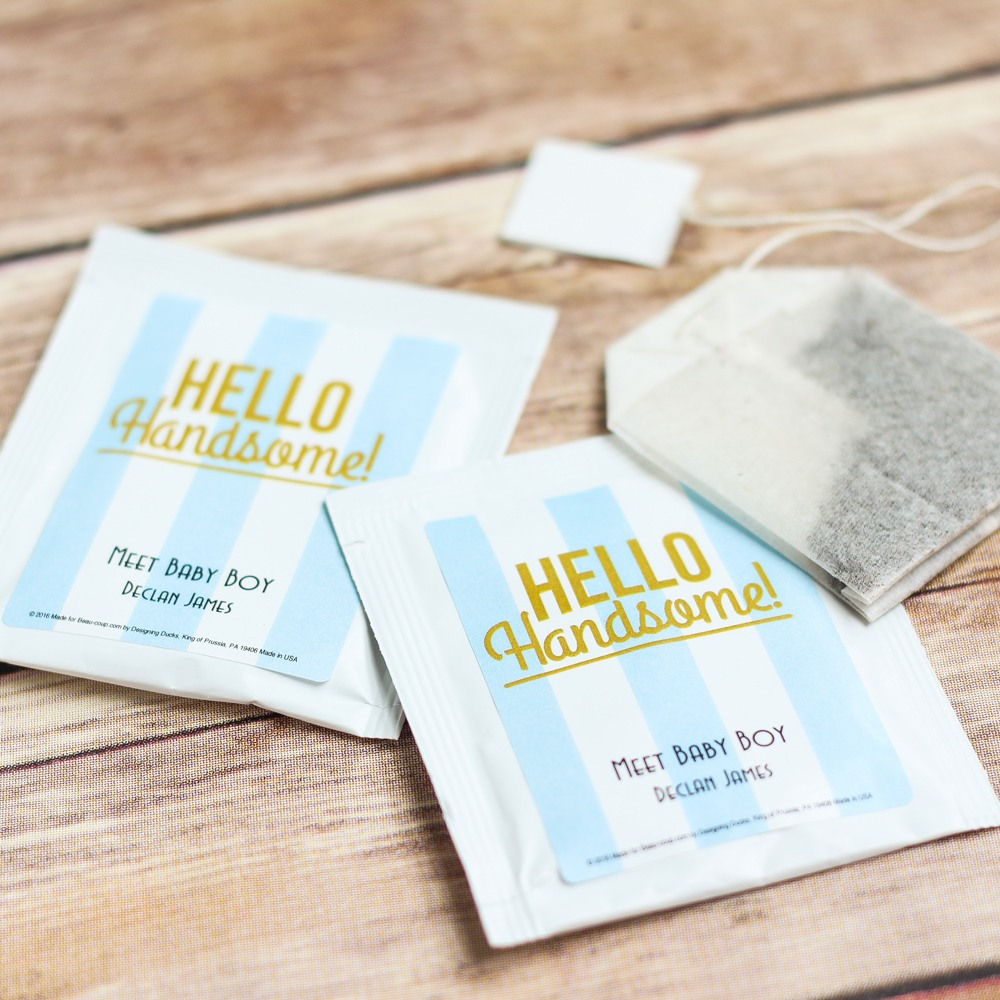 70+ Hello Handsome Baby Shower Theme Decorations & Party Ideas 29