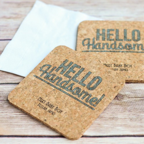 70+ Hello Handsome Baby Shower Theme Decorations & Party Ideas 6