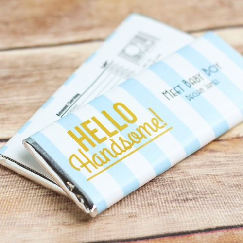 70+ Hello Handsome Baby Shower Theme Decorations & Party Ideas 8