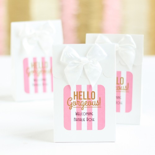 85+ Hello Gorgeous Baby Shower Theme Decorations29
