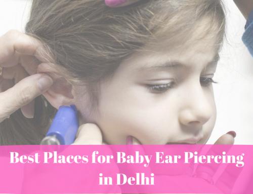 Best Places for Baby Ear Piercing in Delhi