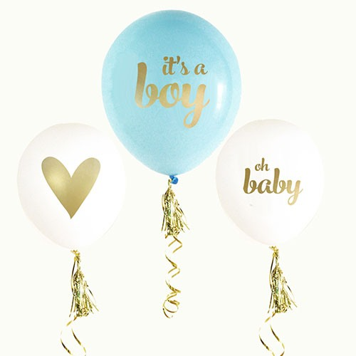 200+ It's a Boy Baby Shower Theme Decorations & Party Ideas2