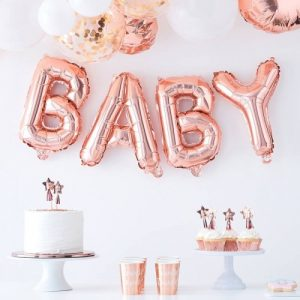 It's a Boy Baby Shower Theme Decorations206