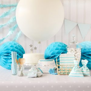 It's a Boy Baby Shower Theme Decorations31