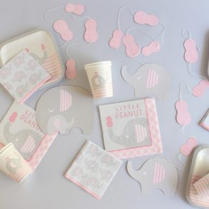 It's a Girl Baby Shower Theme Decoration118