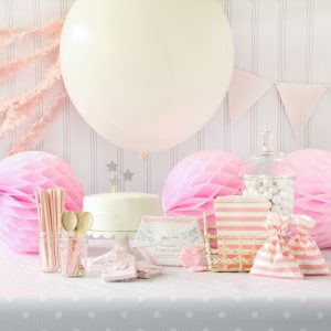 It's a Girl Baby Shower Theme Decoration131