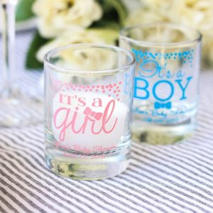 It's a Girl Baby Shower Theme Decoration157