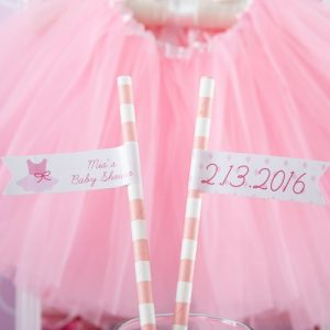 It's a Girl Baby Shower Theme Decoration173