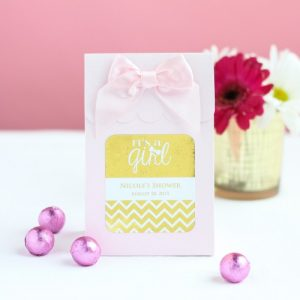 It's a Girl Baby Shower Theme Decoration177