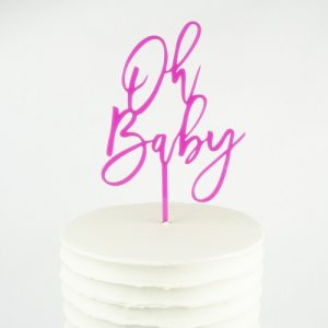 It's a Girl Baby Shower Theme Decoration189