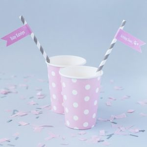 It's a Girl Baby Shower Theme Decoration205