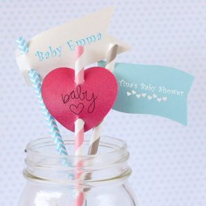 It's a Girl Baby Shower Theme Decoration210