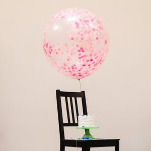 It's a Girl Baby Shower Theme Decoration222