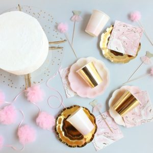It's a Girl Baby Shower Theme Decoration238