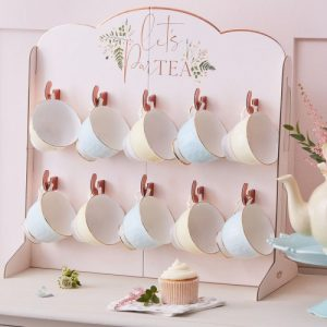 It's a Girl Baby Shower Theme Decoration54